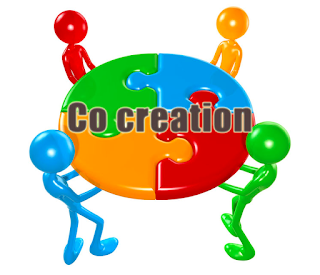 Benefits of co-creation